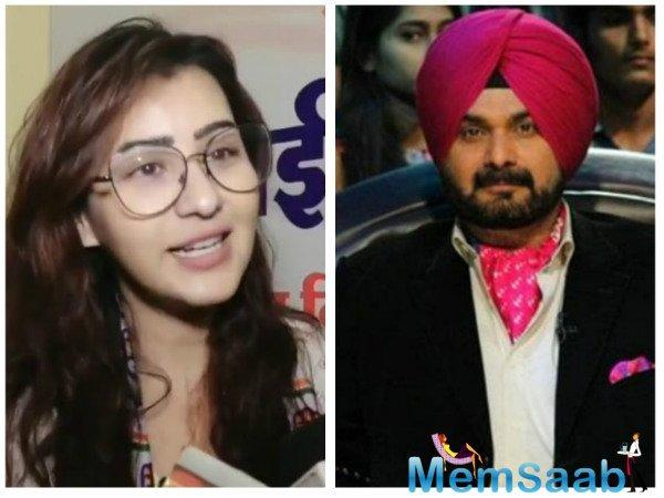 As Shilpa Shinde is supporting Navjot Singh Sidhu, she has been receiving a lot of backlash and even rape threats online.