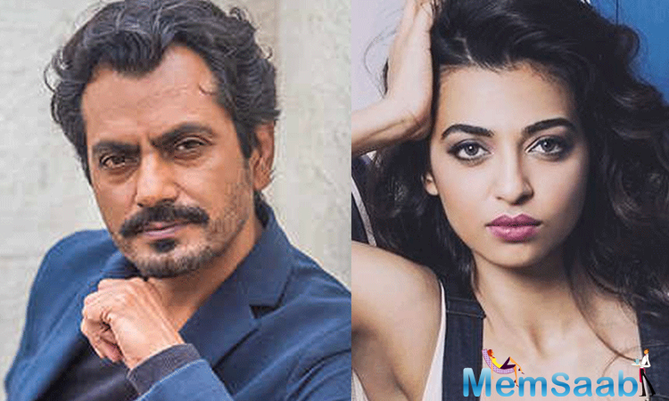 Nawaz recently started the shooting of the film and the latest addition to the cast is Shweta Tripathi, who previously worked with Nawazuddin Siddiqui in Haramkhor.
