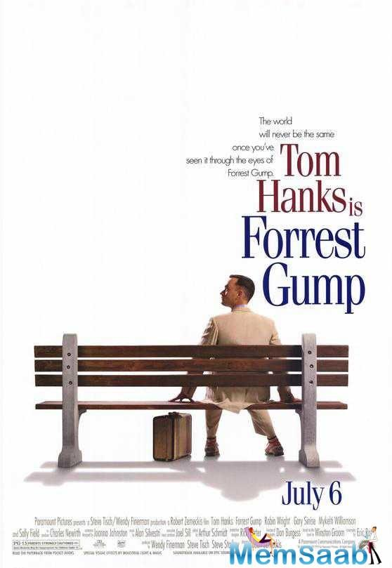Speaking of Forrest Gump remake, apparently Aamir has bought the rights to the Robert Zemeckis' masterpiece.