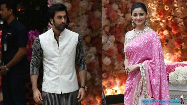 Coming to their marriage, now, we don't know when will these two lovebirds (Alia-Ranbir) tie the knot, but as of now their romance is surely making headlines.