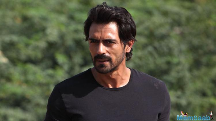 Arjun Rampal, whose web series The Final Call is garnering good reviews, plays a depressed pilot on a suicide mission.
