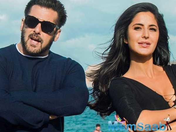 Bharat will be Salman and Katrina's third collaboration with Ali Abbas Zafar post hit films like Ek Tha Tiger and Tiger Zinda Hai.