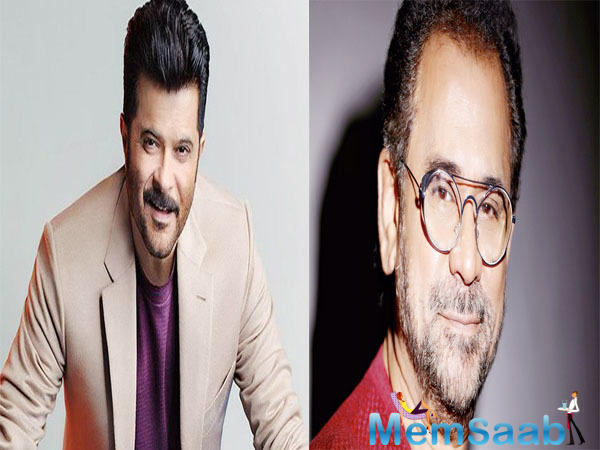 The comic caper, which is currently being shot in Leeds, England, also marks Bazmee and Kapoor's 11th outing together.