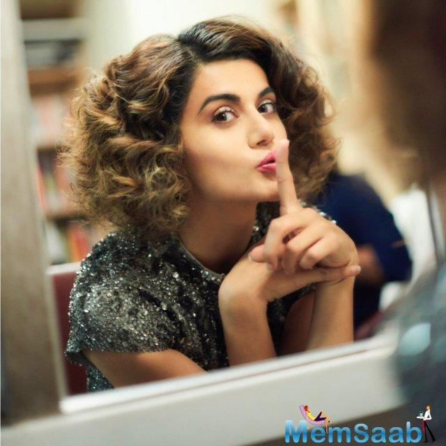 She speaks her mind and doesn't mince her words. However, despite several hits under her belt, Taapsee Pannu wasn't seen in Karan Johar's much popular show Koffee with Karan this season.