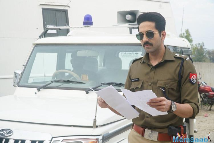 A few days ago, reports were stating that Ayushmann Khurrana will be seen playing a cop for the first time in Mulk director Anubhav Sinha's next.