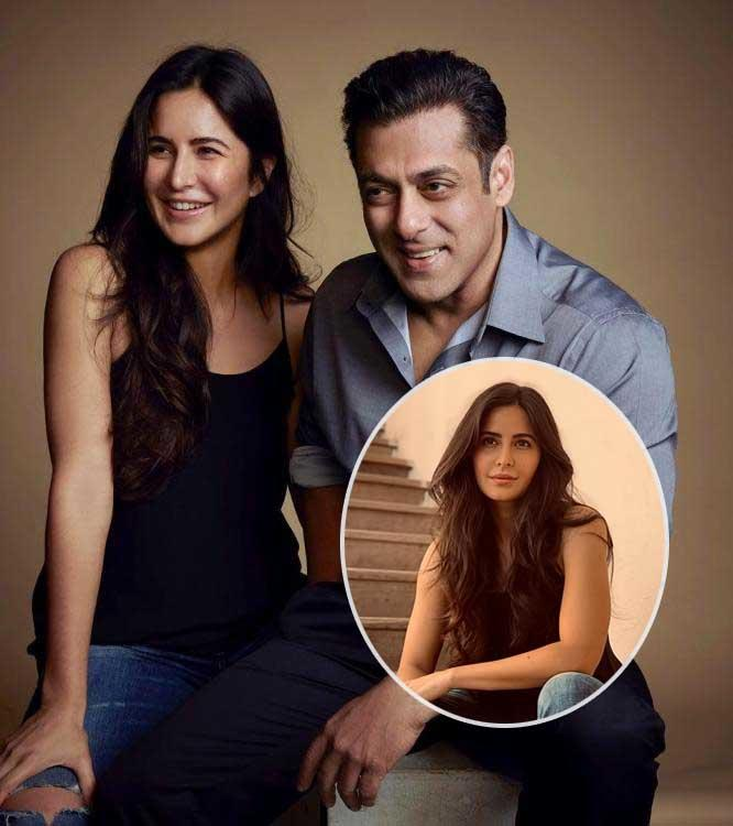 Today, Katrina Kaif took to Instagram and posted a picture with Salman Khan announcing the wrap up on Ali Abbas Zafar's Bharat.