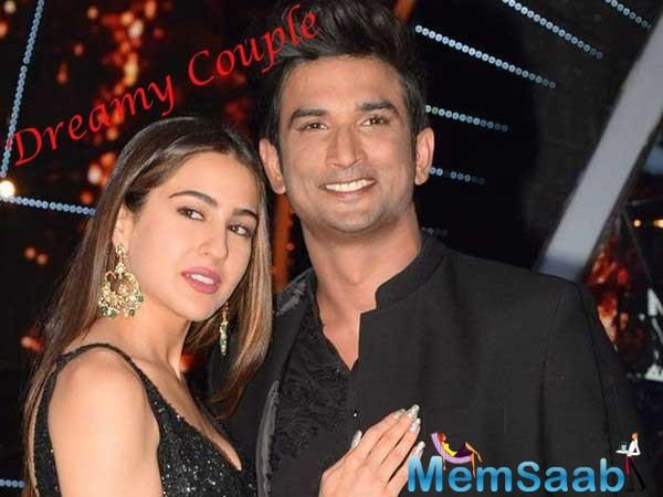However, some rumours are surfacing that Kedarnath actor Sushant Singh Rajput and Sara Ali Khan's friendship is blossoming by the day.