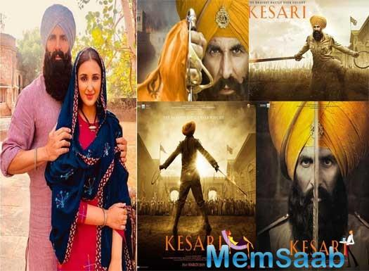 With this piece of information, Kesari could have garnered more eyeballs and any publicity is usually good for the promotions of a  film.
