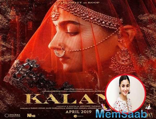 The film which is all set to release in April also stars Madhuri Dixit, Alia Bhatt, Sonakshi Sinha and more. And to catch a glimpse of other posters, don't go anywhere and keep following for more updates and scoops!