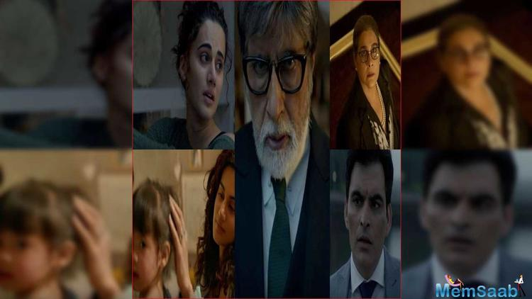 All set to hit the screens this Friday, Badla boasts of a strong cast with Taapsee Pannu and Amitabh Bachchan in the lead.