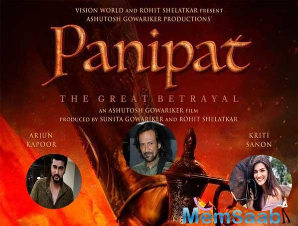 The latest from Arjun Kapoor-Kriti Sanon starrer Panipat is the addition of Kay Kay Menon. The versatile actor has been signed for an integral role.