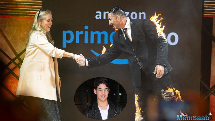 Amazon Prime has proudly announced a superstar in their midst. Akshay Kumar has agreed to be the first Bollywood A-lister to hop on to the digital bandwagon.