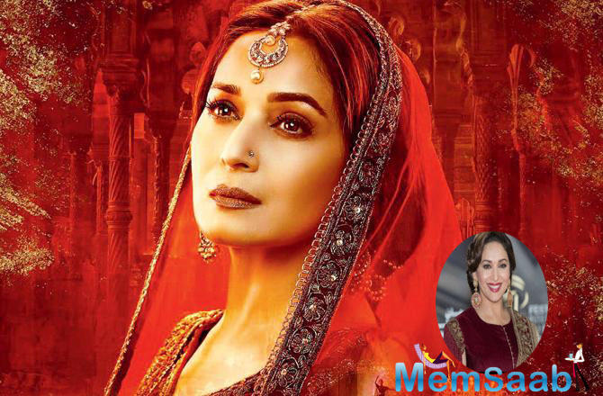 No sooner was Madhuri Dixit-Nene's look from Kalank revealed yesterday than fans drew parallels with Chandramukhi, her iconic character from Devdas (2002).