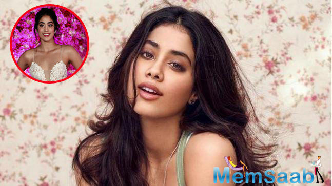 At a time when her contemporaries like Sara Ali Khan, Ananya Panday are signing multiple projects, Janhvi Kapoor seems to be taking it easy.