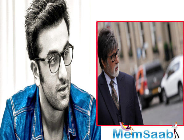 Amitabh Bachchan, currently being seen as a lawyer in Badla, is a big fan of his Brahmastra co-star Ranbir Kapoor's work.