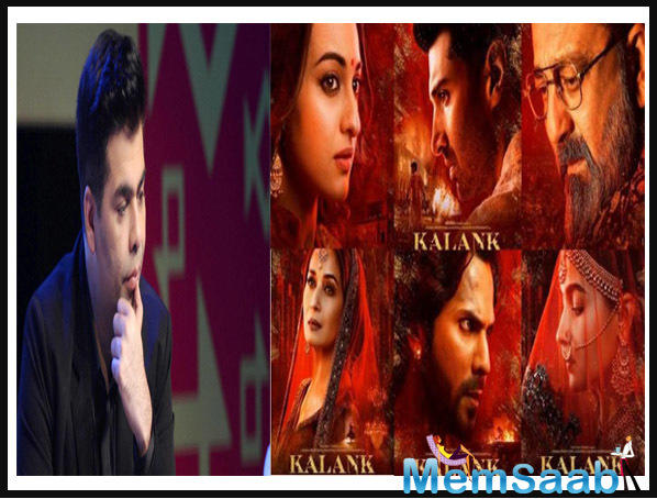 One of the most-anticipated films of the year, Kalank, the saga of love set in the 1940s, has been in the news ever since its announcement.