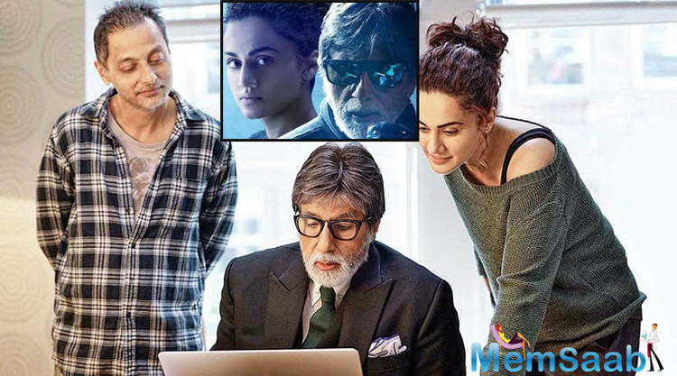 2019: Badla 23.20 cr; 2016: Pink 21.51 cr; 2018: 102 Not Out 16.65 cr India biz,
