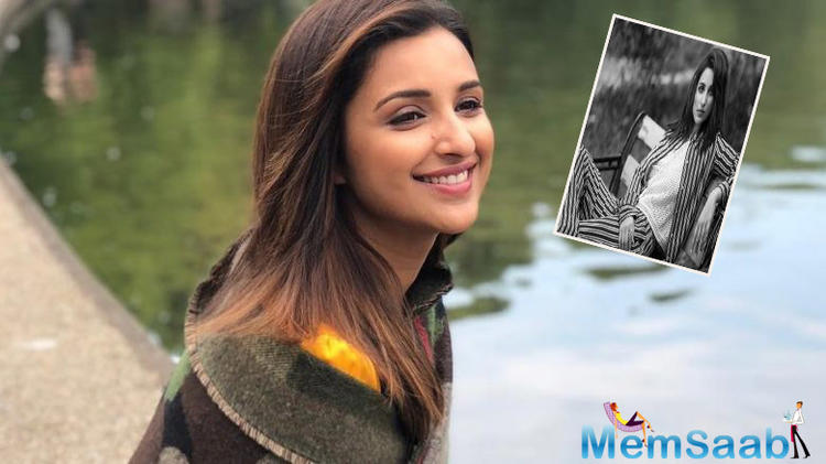 Parineeti Chopra says she is not averse to doing web series and has even received some interesting offers. The actor's co-star