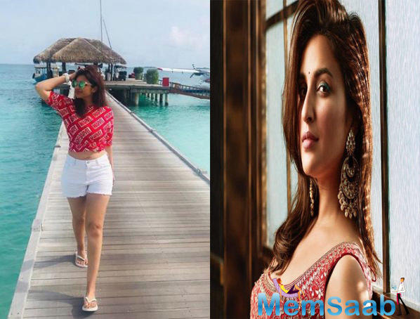Parineeti is waiting to see how the year unfolds as she awaits the announcement of three projects. One of those is rumoured to be