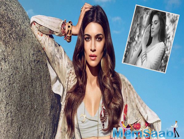 Panipat is an action film and Kriti too has some action sequences.