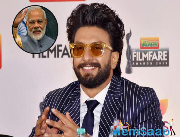The actor said his upcoming '83, which chronicles India's first cricket world cup victory, is a film which will make the country proud.