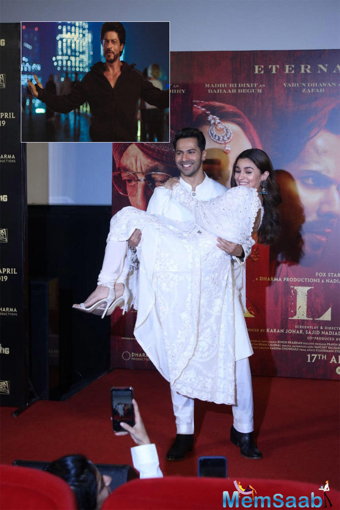 Karan Johar's production venture Kalank is in the news since its inception and the reason behind it is the huge ensemble star cast.