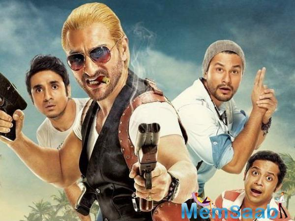 There has been much chatter about the Go Goa Gone sequel,