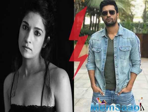 The two had been guarded about their relationship till Vicky dropped hints on Karan Johar's chat show and Neha Dhupia's podcast that there was someone special in his life.