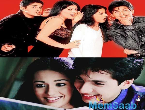 Shahid Kapoor's Bollywood debut, Ishq Vishk (2003), is likely to get a reboot. The coming-of-age drama, directed by Ken Ghosh, also starred Amrita Rao and Shenaz Treasury.