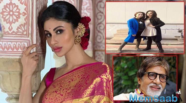 Mouni says, I was surprised when I was cast as villain in Brahmastra