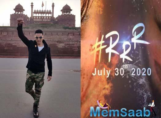 In 2018, Akshay magnanimously postponed the release of his film Padman to make space for Sanjay Leela Bhansali's Padmaavat, which couldn't release on its initial release date owing to a delay in certification from CBFC.