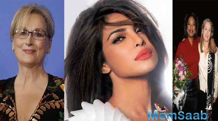 "Global icon Priyanka Chopra Jonas has joined international celebrities including Oprah Winfrey and Meryl Streep in USA Today's list of ""50 most powerful women in entertainment""."