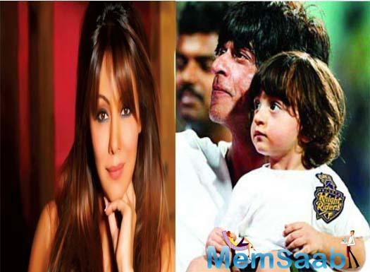 Shah Rukh Khan, along with wife Gauri Khan and sons Aryan Khan-AbRam Khan was on a vacation.