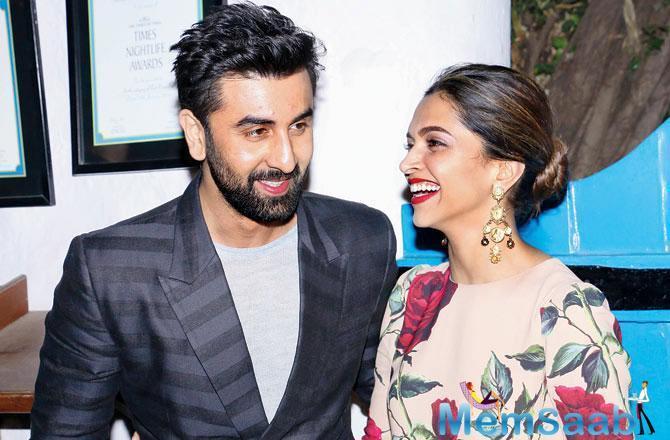 Alia Bhatt, who is rumoured to be Ranbir Kapoor's girlfriend, recently starred in the movie Gully Boy with Deepika Padukone's husband, Ranveer Singh.