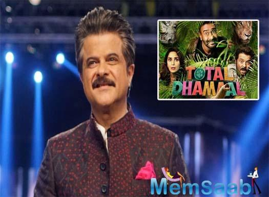 Anil Kapoor is happy with the successful run of his film 'Total Dhamaal' at the box office, and said getting commercial success is important.