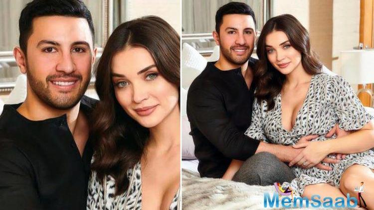 Amy Jackson got engaged to hotelier boyfriend George Panayiotou in Zambia on New Year's day. And, the couple is now throwing an engagement party to celebrate their happiness.
