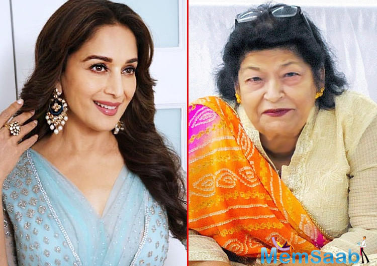 However, on Madhuri's request, Saroj has choreographed a special song for her in Kalank.