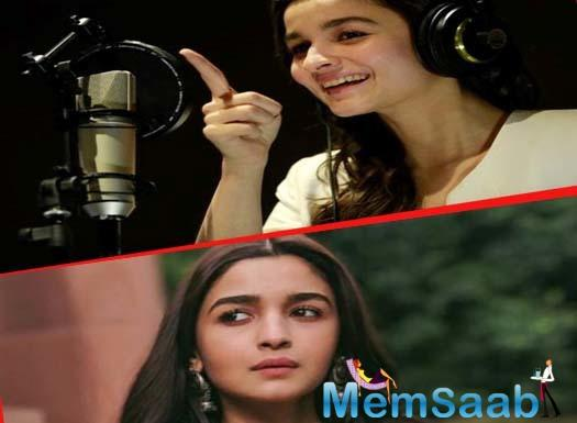 Alia Bhatt was recently seen supporting and promoting the small but relevant film No Fathers in Kashmir, which stars her mother, Soni Razdan.