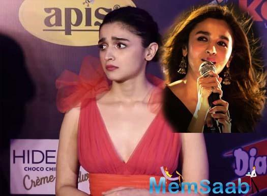 Meanwhile, unknown to the world, Alia keeps supporting causes that she believes in. It has now come to light that the actress was, funding many of the late filmmaker Kalpana Lajmi's bills when she was critically ill in the hospital.