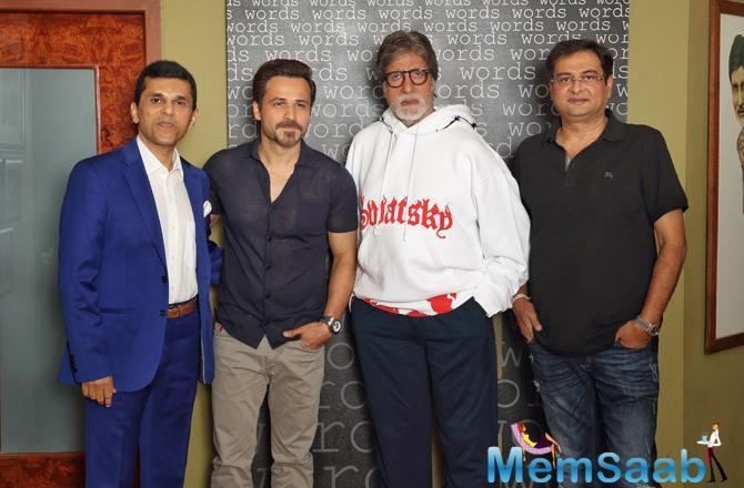 Anand Pandit Motion Pictures has been at the forefront of successful cinematic ventures such as Pyaar Ka Punchnama 2, Sarkar 3, Satyamev Jayate, Bazaar and the recent blockbuster Total Dhamaal.