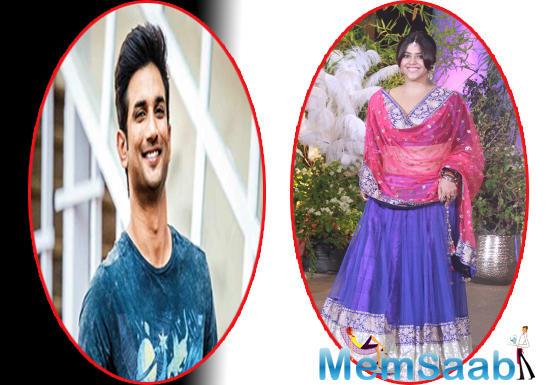 Sushant recently wrapped up shooting of Nitesh Tiwari's next film