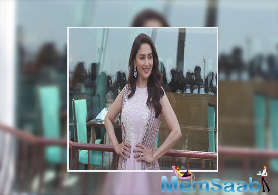 According to a source, Madhuri has also been approached to do the biopic of another yesteryear's actress Suchitra Sen.