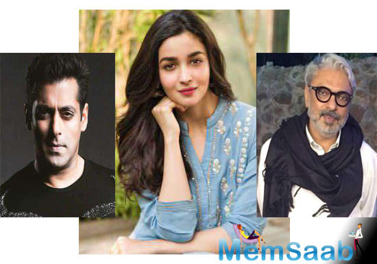 It was over six months ago that Sanjay Leela Bhansali had taken to Instagram to confirm that he was reuniting with his favourite star, Salman Khan, for a film.