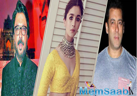 Sanjay Leela Bhansali is scouting for potential sites to shoot his Salman Khan and Alia Bhatt-starrer Inshallah. The filmmaker checked out spots in Uttarkashi, Rishikesh and Haridwar.