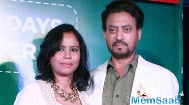 Irrfan, who had opened up about his diagnosis in March last year, is back to work after his treatment abroad.