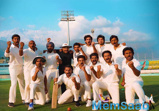 Tracing the historic victory of 1983 world cup, Kabir Khan's upcoming directorial will star Ranveer Singh as the former captain of the Indian Cricket Team Kapil Dev.