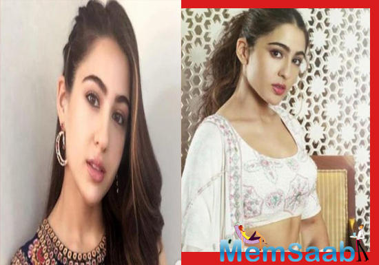 Sara Ali Khan, who is just two films old in Bollywood, has already become a national sensation as the young actress has managed to win over the audience with her stellar performance and mesmerising looks.