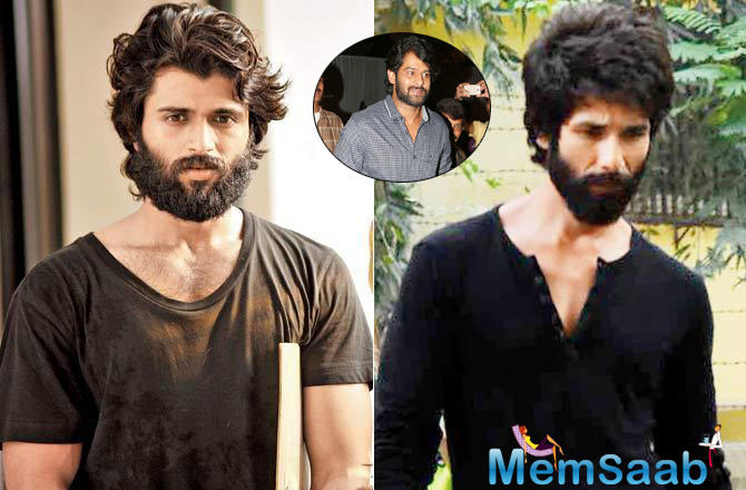 Not only that but Hakim also revealed that the two superstars talked for nearly seven minutes and Prabhas even found Kabir Singh to be better than the original one.