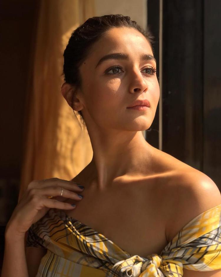 Talking about her work front, Alia's next, Kalank, is scheduled to release on April 17. It is directed by Abhishek Varman.