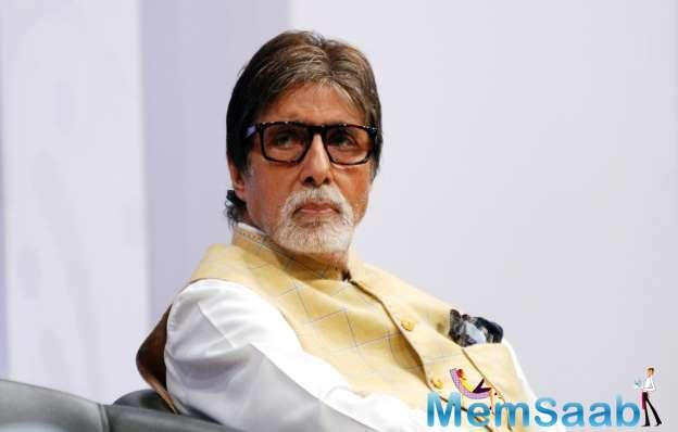 In further updates, Bachchan has also paid off loans of 2084 farmers in Muzaffarpur, Bihar.